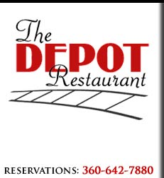 Depot Restaurant Logo
