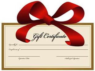 DEPOT Restaurant Gift Certificates