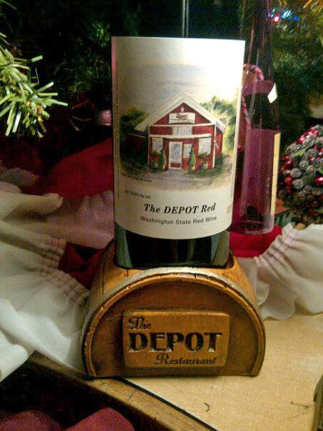 DEPOT Red wine