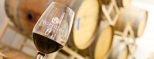 Legendre Cellars Winemaker Dinner