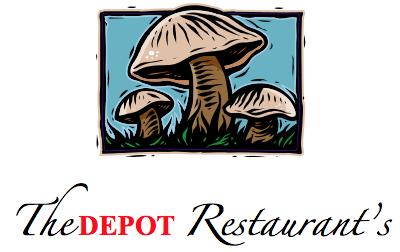 The Depot Restaurant's Wild Mushroom Dinner
